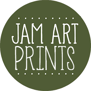 Jam Art Prints – IRISH ART AND DESIGN SHOP, DUBLIN