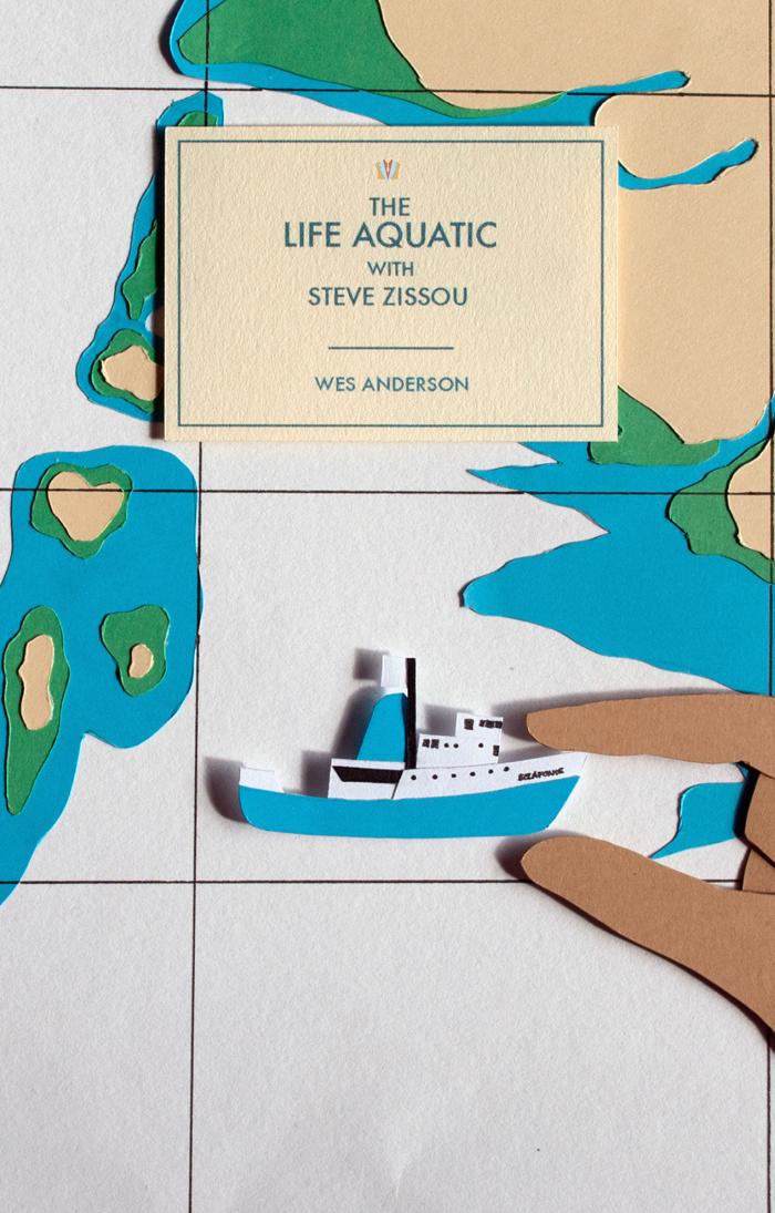 Life Aquatic With Steve Zissou Art