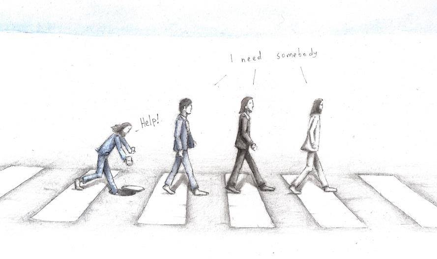 Abbey Road Works The Beatles