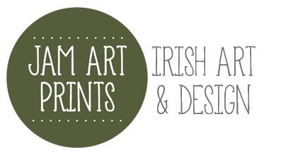 Logo Jam Art Prints