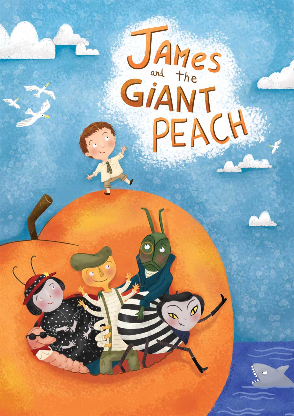 JAMES AND THE GIANT PEACH PDF DOWNLOAD